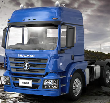 shacman m3000 truck