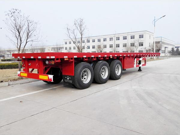 13 meter flatbed semi trailer