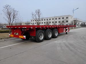 13meter flatbed semi trailer