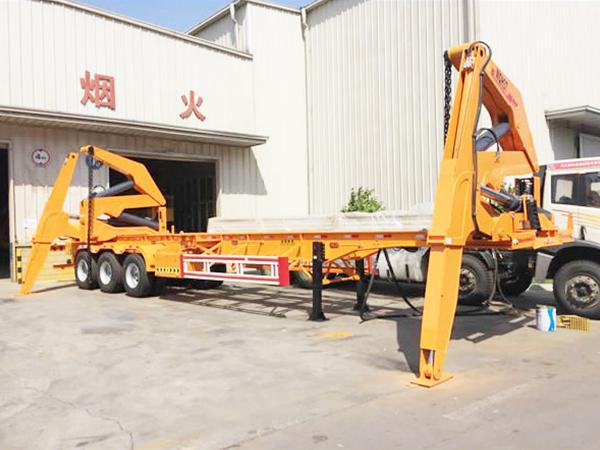 40ft container trialer