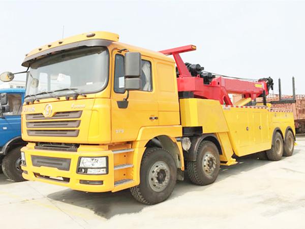 shacman truck