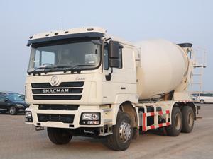 Shacman-F3000-6x4-6-cbm-Cement-Mixer-Truck