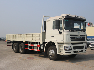 shacman flatbed truck
