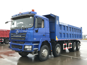 shacman f3000 dump truck