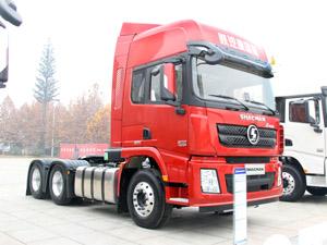 shacman tractor truck