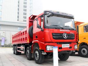 X3000 dump truck